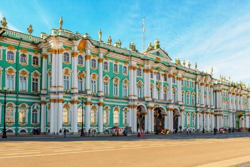 Государственный Эрмитаж в Санкт-Петербурге