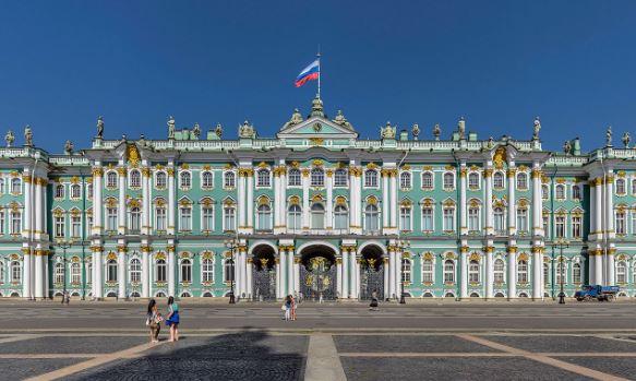 Государственный Эрмитаж - музей изобразительного и декоративно-прикладного искусства