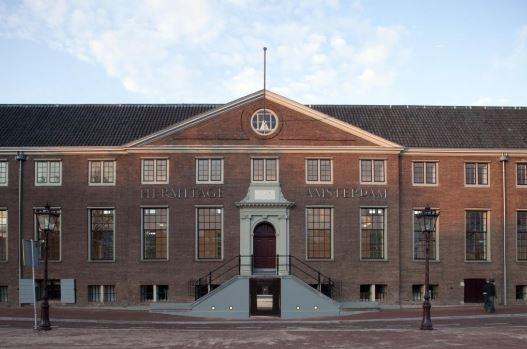 """Выставочный центр """"Эрмитаж на Амстеле"""" в Амстердама"""