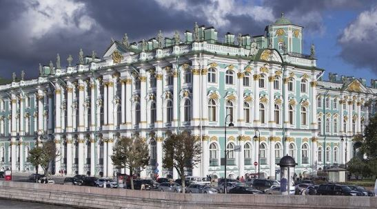 Государственный Эрмитаж - музей Санкт-Петербурга