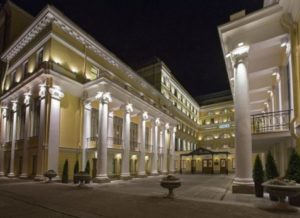 """Отель """"Эрмитаж"""" - гостиница Государственного Эрмитажа в Санкт-Петербурге"""