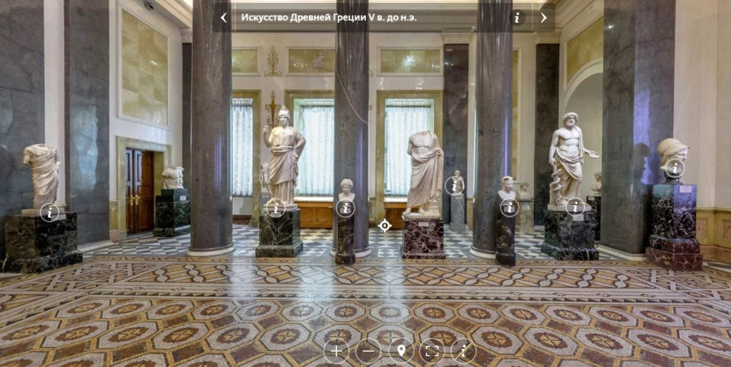 Искусство Древней Греции в Государственном Эрмитаже